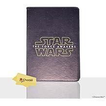 Apple iPad 2,3,4 Star Wars Caso Folio / Cubierta Protectora de La PU del Cuero Elegante de PU / iCHOOSE / The Force Awakens Episode VII