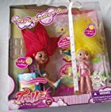 Trollz A Day Of Beauty With Ruby And Topaz Doll with Accessories