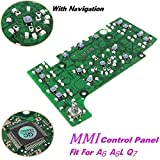 1 Multimedia MMI Control Panel Circuit Board W/Navigation für Audi A6 A6L Q7
