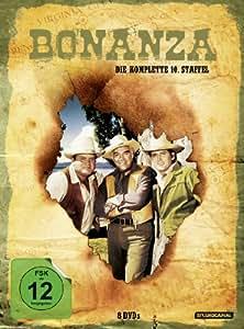 Bonanza - Die komplette 10. Staffel [8 DVDs]