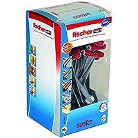 Fischer 537260 Taco Duotec 10 diy/Caja 20 Ud, Set Piezas