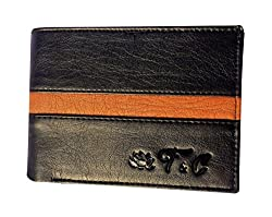 mens leather wallet, mans wallet, mens wallets leather_FC 02 Black
