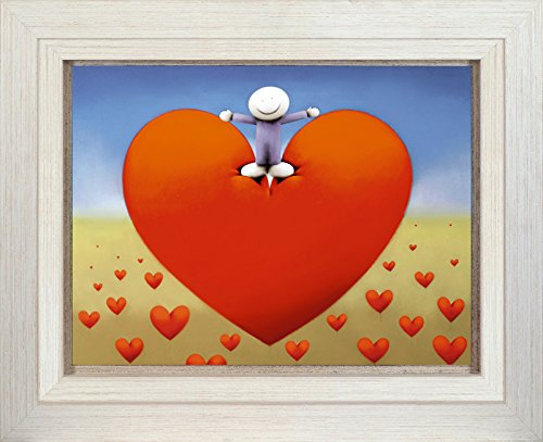 I Love You This Much II (Deluxe) - Paper Edition On Board By Doug Hyde