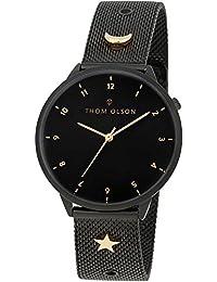 805e61f3434b Thom Olson CBTO002 Reloj de Pulsera para Mujer