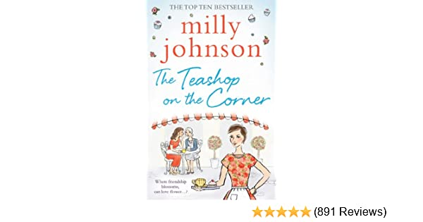 The teashop on the corner ebook milly johnson amazon kindle the teashop on the corner ebook milly johnson amazon kindle store fandeluxe Gallery