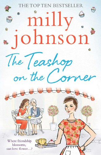 The Teashop on the Corner by [Johnson, Milly]