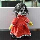MBEN Spooky Sounds Geister Dummy Horror Puppe, Schrei, und kann gehen, Halloween-Stütze-Dekoration