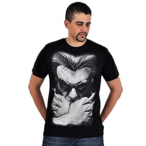 Marvel Wolverine T-Shirt Homme Sous Licence Officielle