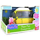 Peppa Pig - 33279 - Camping-car + Figurine