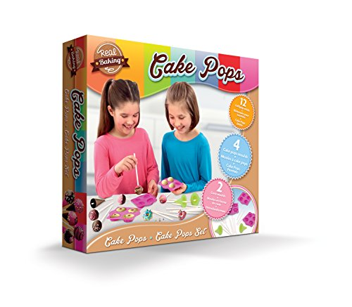 Real Baking Cake Pops Kit