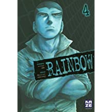Rainbow - Kaze Manga Vol.4