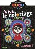 Coco : Vive le coloriage + stickers !
