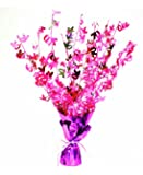 Perfectly Pink Party - Age 70/70th Birthday Weighted Centrepiece