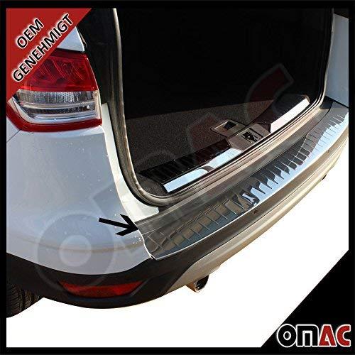 Protezione paraurti posteriore in acciaio INOX cromato A-CLASS W169