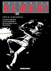 Ric Hochet - Intégrale - tome 19 - Ric Hochet - Intégrale