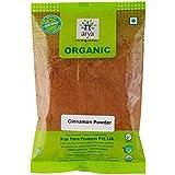 Arya Farm 100% Certified Organic Cinnamon Powder (Dalchini), 200 Gms (Spice Powder/Free Shipping/Pure/No Chemicals...