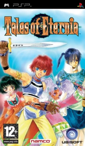 Tales of Eternia - PSP - PAL