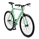 bonvelo Singlespeed Fahrrad Blizz Velvet Green (53cm / Medium für Körpergrößen von 162cm bis 171cm)