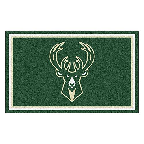 4x6 Bereich Teppich Matte (FANMATS NBA Northern Arizona Universität Teppich, 10,2x 15,2cm)