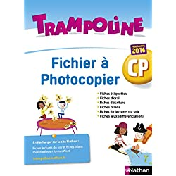 Fichier à photocopier Trampoline CP
