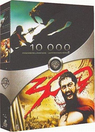 300 - 10 000 B.C : Coffret grandes épopées 2 DVD [FR...