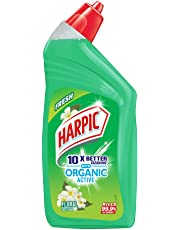 Harpic Organic Active disinfectant toilet cleaner, Floral 500ml
