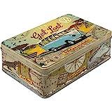 Nostalgic-Art 40361133070 Contenitori per Alimenti, Metallo, Multicolore, 16x7x23
