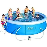 Bestway Fast Set piscine fuori