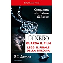 Cinquanta sfumature di Rosso (Omnibus) (Italian Edition)