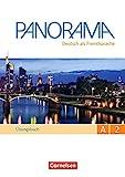 Panorama: A2: Gesamtband - Übungsbuch DaF mit Audio-CDs