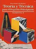 BASTIEN - Teoria y Tecnica para el Pequeño Principiante Nivel Elemental B para Piano