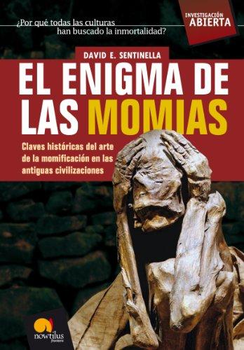 El enigma de las momias por David E. Sentinella