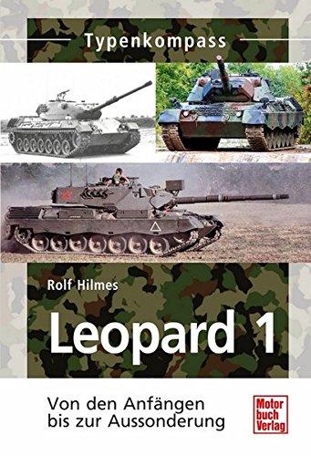 KPz Leopard 1: 1956-2003