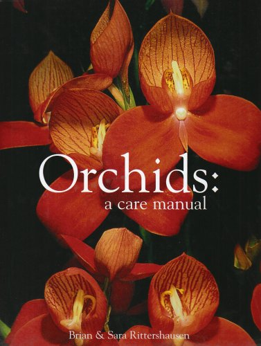 Orchids: Care Manual