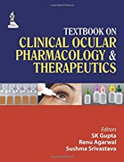 Textbook On Clinical Ocular Pharmacology & Therapeutics