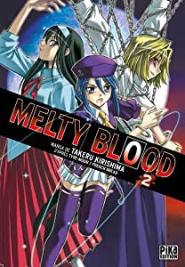 Melty Blood Edition simple Tome 2