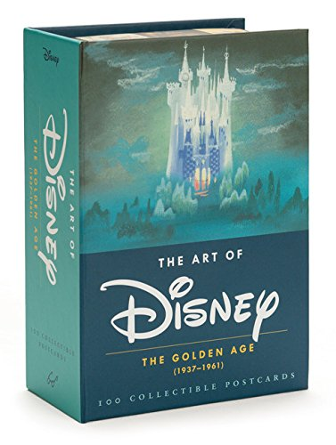 the-art-of-disney-the-golden-age-1928-1961