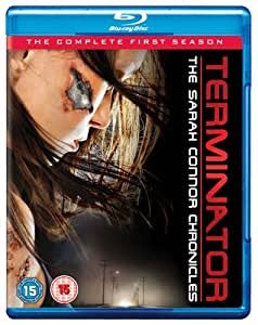 Terminator - The Sarah Connor Chronicles - Season 1 [Blu-ray] [UK IMPORT]