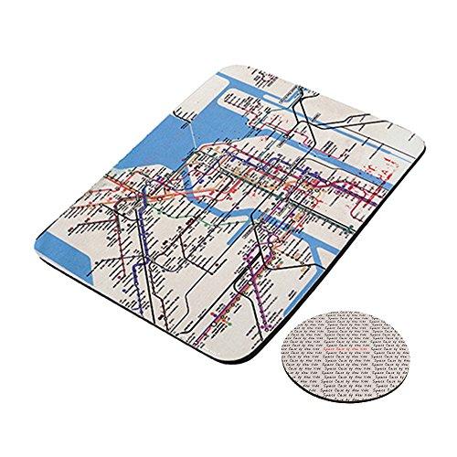 new-york-subway-map-mauspad