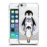 Head Case Designs Familie Pinguin Kollektion Ruckseite Hülle für Apple iPhone 5 iPhone 5s iPhone SE
