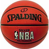 Spalding NBA SILVER OUTDOOR SZ7 BASKET BALL