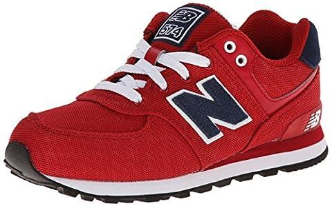 New Balance Kids Lifestyle 574 mixte enfant, toile, sneaker low,