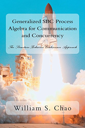Generalized SBC Process Algebra for Communication and Concurrency: The Structure-Behavior Coalescence Approach (English Edition) Sbc Communications