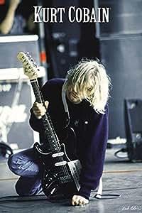 Kurt cobain, grip-poster-ü poster