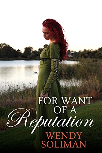 for-want-of-a-reputation-english-edition