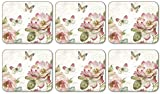 Jason Fleur Coasters - Set of 6
