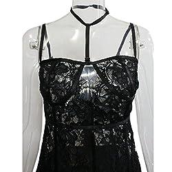 Gaddrt Sexy Women's Lingerie Lace Dress Underwear Temptation Underwear Sleepwear Dress Sexy Nightgown from Gaddrt