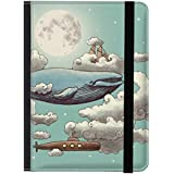 caseable - Étui pour Kindle et Kindle Paperwhite, Ocean Meets Sky