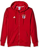 adidas Herren Kapuzenjacke FC Bayern 3-Stripes