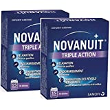 Novanuit Triple Action Lot de 2 x 30 Gélules